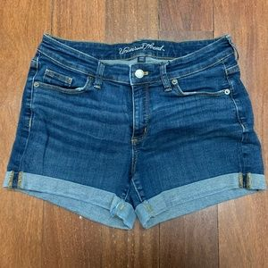 Universal Thread Mid Rise Rolled Shorts